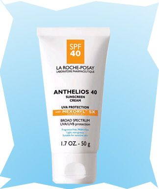 Reduce PMLE with this sunscreen - Check out ELLE.com for the scoop - Elle