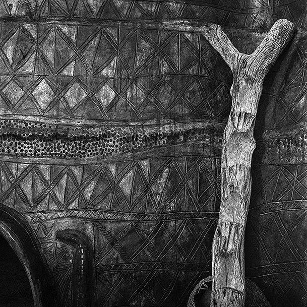Pepe Navarro, Cour Royale. Tangassoko. Burkina Faso. #pepenavarro #arquitectura #africa pepenavarro.es