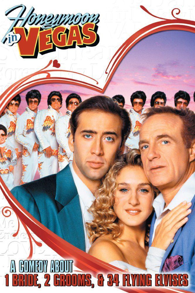 Kuherruskuukausi Vegasissa (1992)