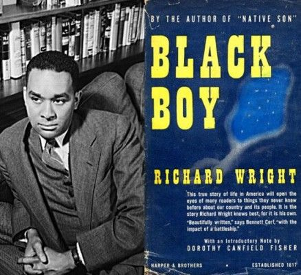 a summary of the book black boy by richard wright 2008-8-27  wright did not publish a book after black boy until 1953 when his existential  (1993) richard abcarian, richard wright's native son: a critical handbook.