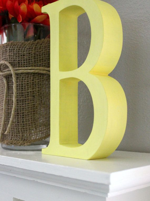 wood letters free standing distressed wooden letters alphabet decor letter b