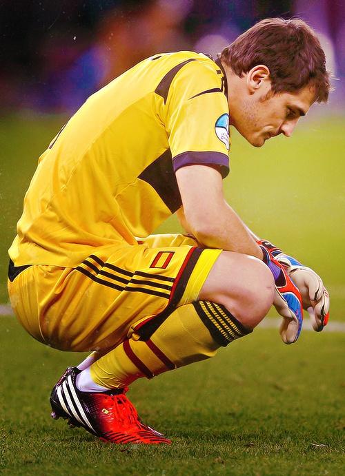 Iker Casillas, Spain NT. #euro2012