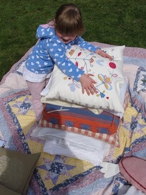 The Princess and The Pea-Outdoor Play and Physical Activity.