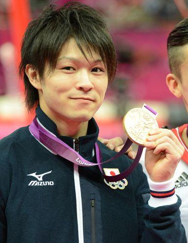 Kohei Uchimura (artistic gymnastics-Japan) 内村航平(体操)