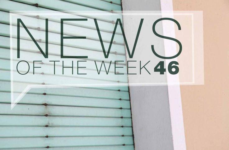 Nachrichten der Woche KW 46 / 2015