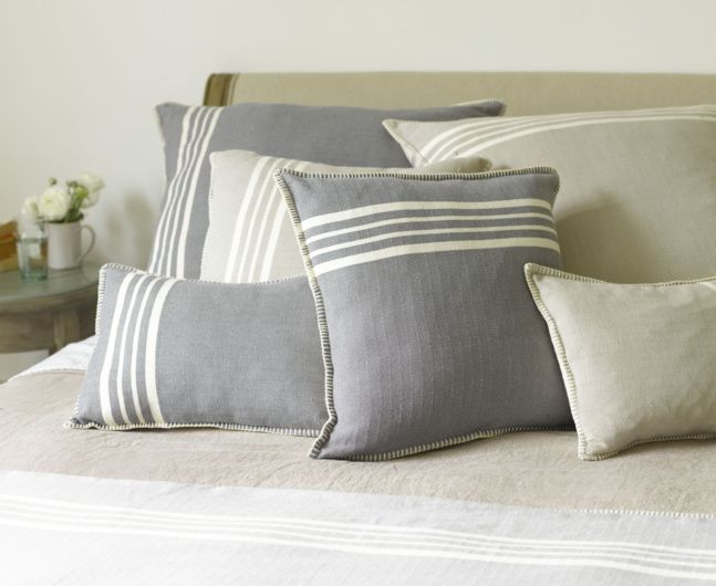 Named after Figen, the lady who insisted her family's Turkish cotton fabric was the best. She was right! These cushions are perfect & available in 3 sizes.