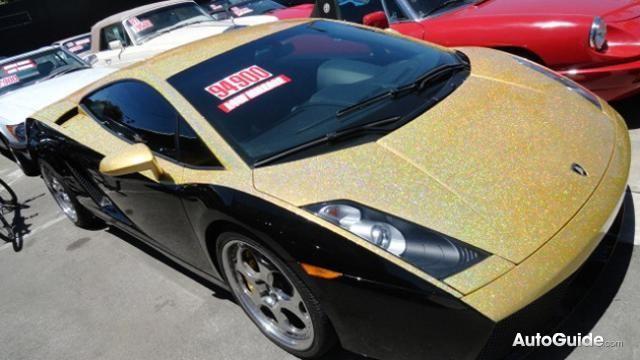 Lamborghini For Sale >> Dennis Rodman S Lamborghini Gallardo For Sale 187 Autoguide