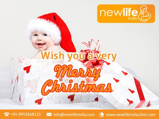 Newlife India Clinic wishes All fans, friends and their families Merry christmas!