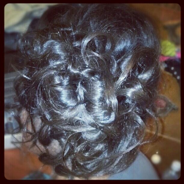 Apostolic pentecostal hairstyles.