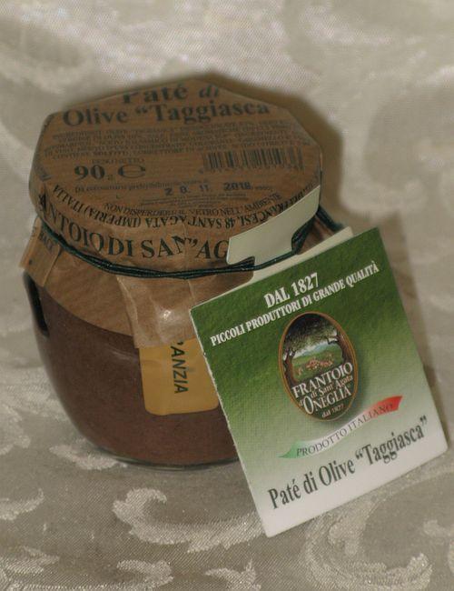 Patè di Olive Taggiasca