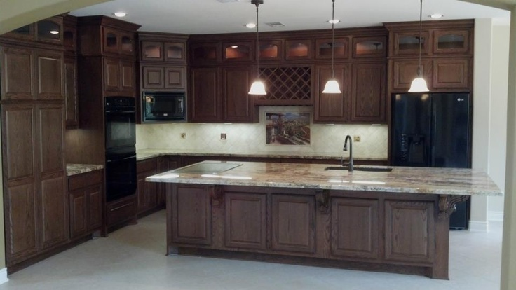 1000 images about kurk homes booth 406 408 on for Booth kitchen island