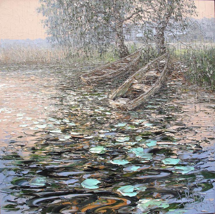 Official site of artist Dmitry Kustanovich. Painting. Art gallery.
