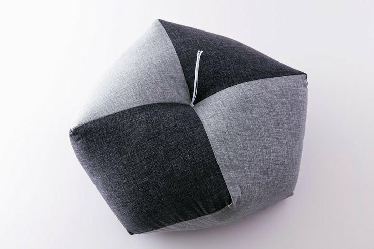 Ojami Meditation Zafu Cushion: handmade by a skilled craftsman at a futon company in Kyoto