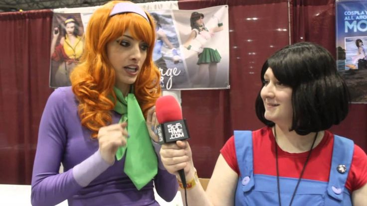 Cosplay Diaries interview -- Katie George at Planet Comicon 2015