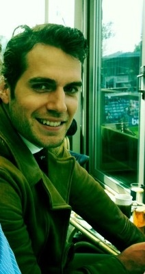 HELLO GORGEOUS! ~ Henry Cavill