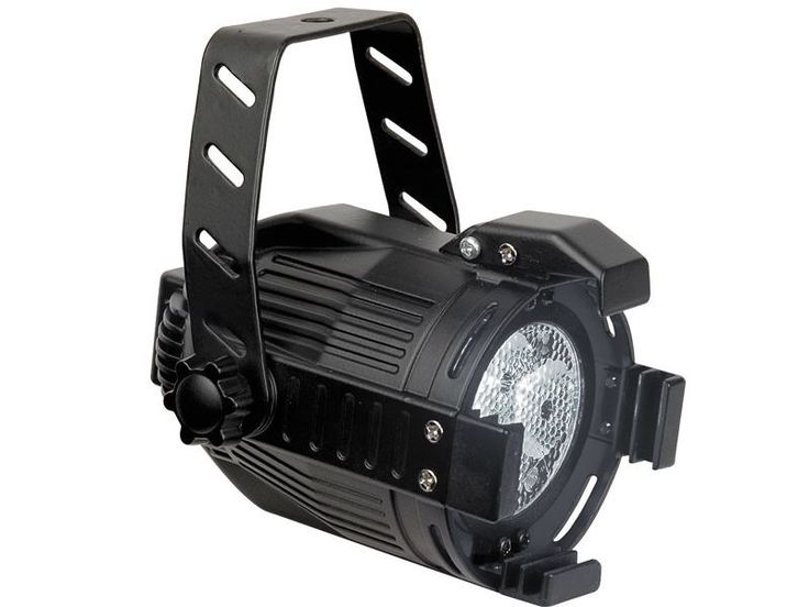 LED Compact Studiobeam 25° RGB Black housing (NEW)