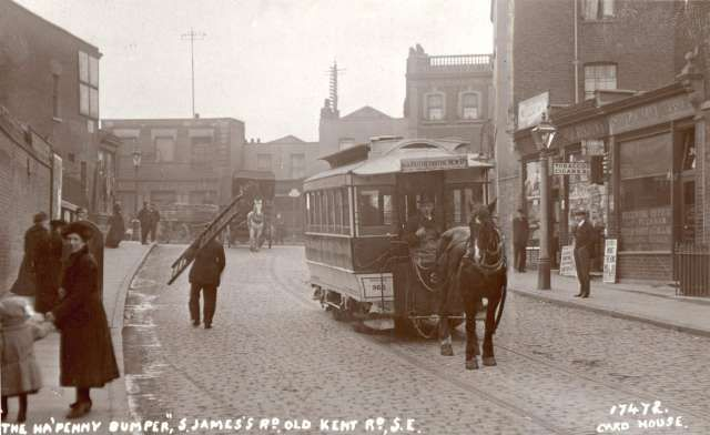 St James Road - Pictures of Bermondsey & Rotherhithe