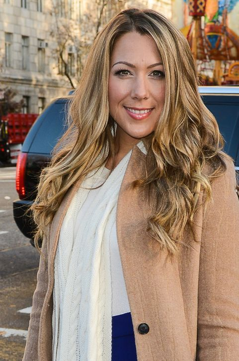 Colbie Caillat from 2012 Macy's Thanksgiving Day Parade