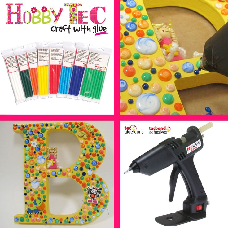 17 best images about just hotmelt on pinterest ice for Glue guns for crafts