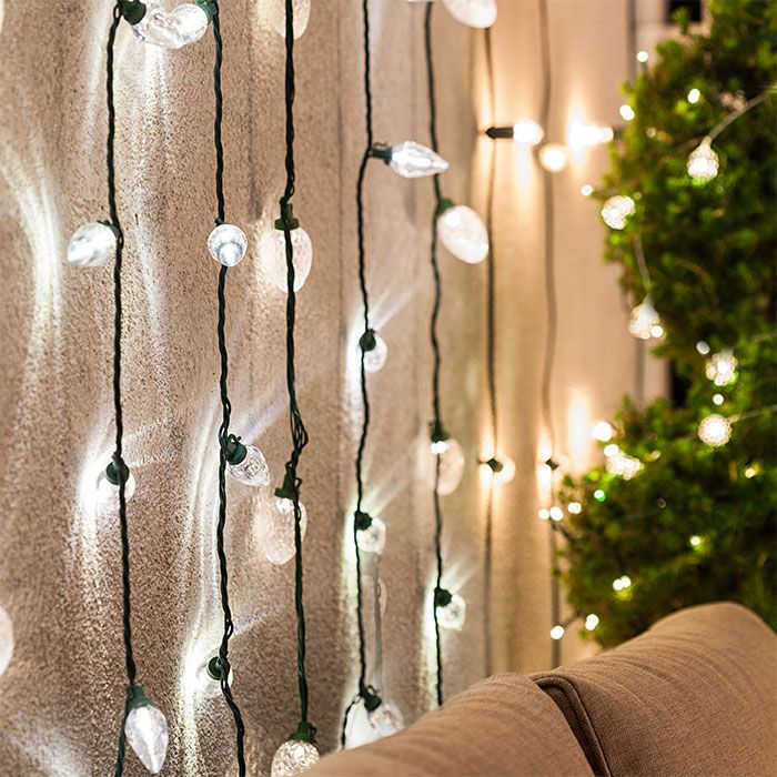 Superior Find Tips And Ideas For Setting String Christmas Lights And LED Candles All  Across Your Deck, Porch Or Patio For Beautiful Holiday Decorating Outdoors.