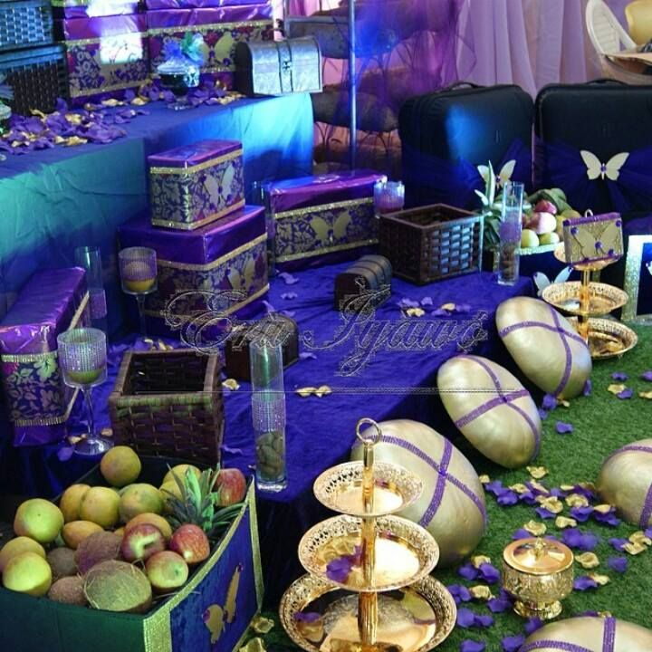 Traditional Nigerian Wedding Gifts: 24 Best Yoruba Proposal/Acceptance Letters Images On
