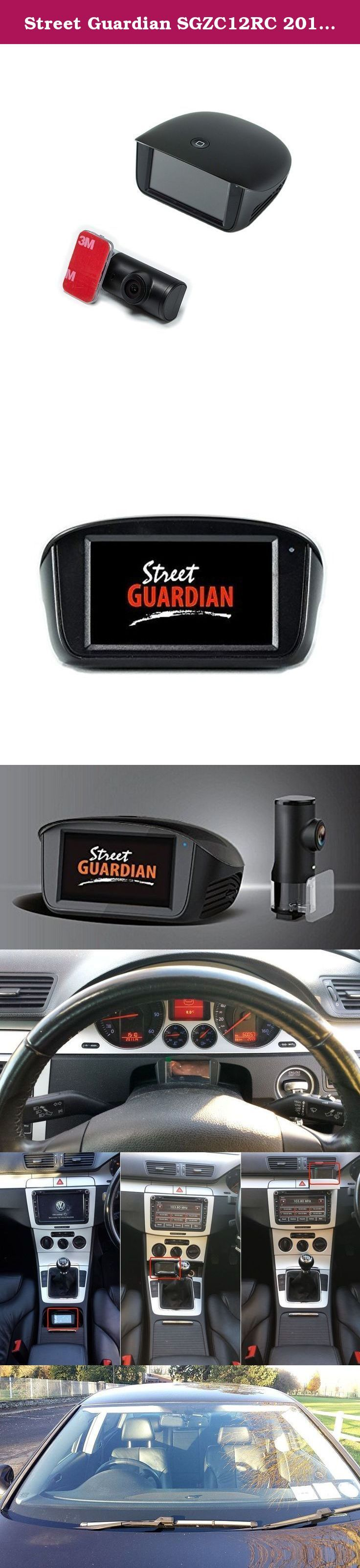 Street Guardian SGZC12RC 2016 v2 edition Remote Camera DashCam with Sony Exmor IMX322 CMOS Sensor 1080P WDR Night Performance High Heat Supercapacitor. treet Guardian SGZC12RC 2016 v2 edition Remote Camera DashCam with Sony Exmor IMX322 CMOS Sensor 1080P WDR Night Performance High Heat Supercapacitor.