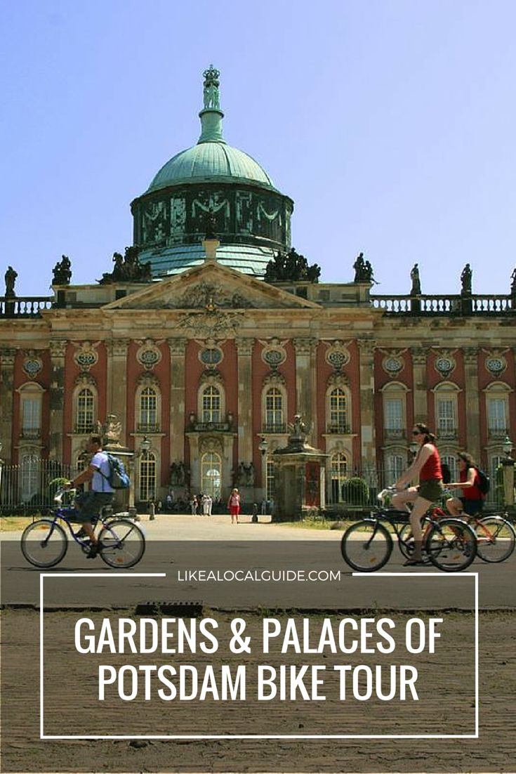 Potsdam is Berlin's most popular day trip destination – and for good reason….