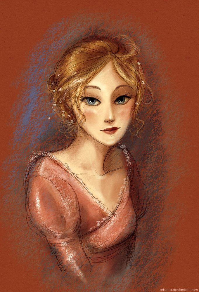 Emma Woodhouse by Arbetta.deviantart.com on @deviantART