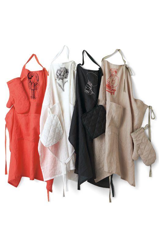Fashion collection[ファッションコレクション]|WEEKEND PEOPLE ボナペティ アトリエエプロン&ポットホルダーの会|フェリシモ