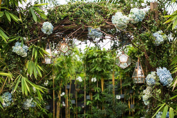 Fairy Tale Wedding Welcome Gate