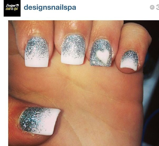 19 best nail designs images on Pinterest   Belle nails, Nail ideas ...