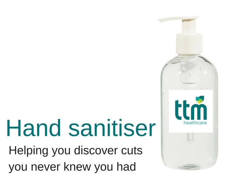 Hand sanitiser Helping you discover the cuts you never knew you had  #nurse #nursehumour #ttmhealthcare