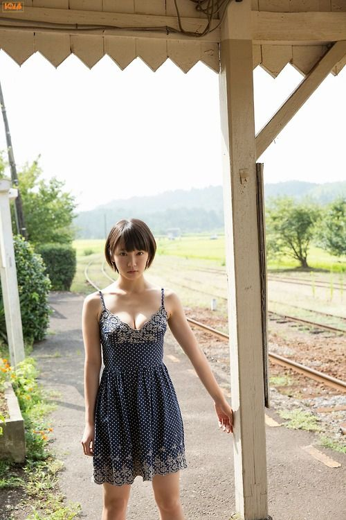 今注目の吉岡里帆ちゃんですが、上総鶴舞でビンゴでしょう。
