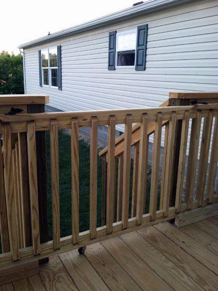 Top 50 Best Deck Gate Ideas Backyard Designs Deck Gate