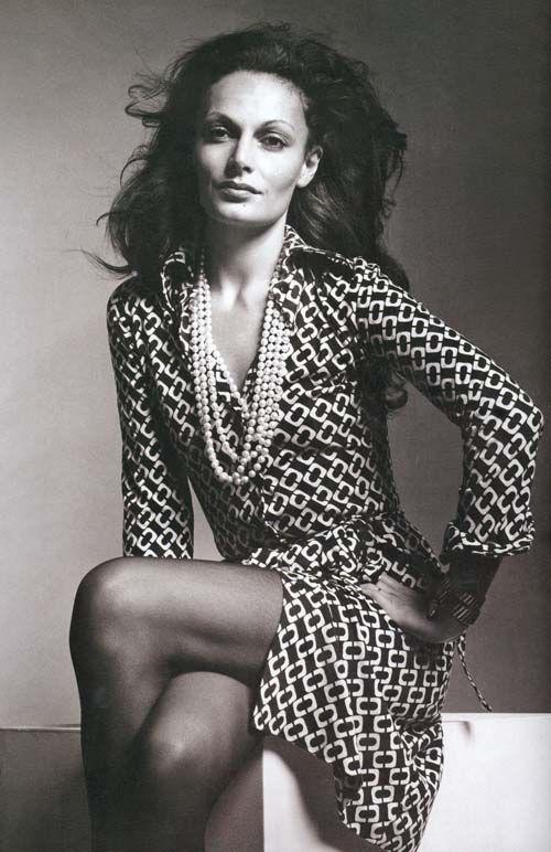 DVF Wrap Dress Diane von Furstenberg