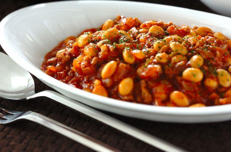 チリコンカンのレシピ・作り方 - 簡単プロの料理レシピ | E・レシピ