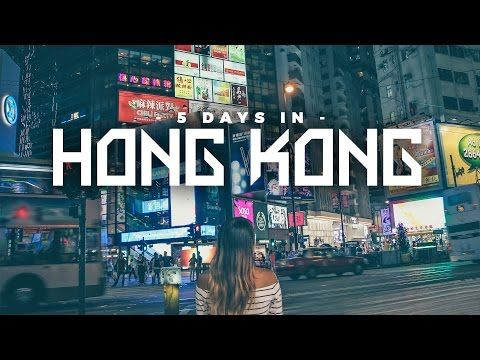 DIY Trip Itinerary: 5 Days in Hong Kong (with Day Trip to Macau) – I am Aileen