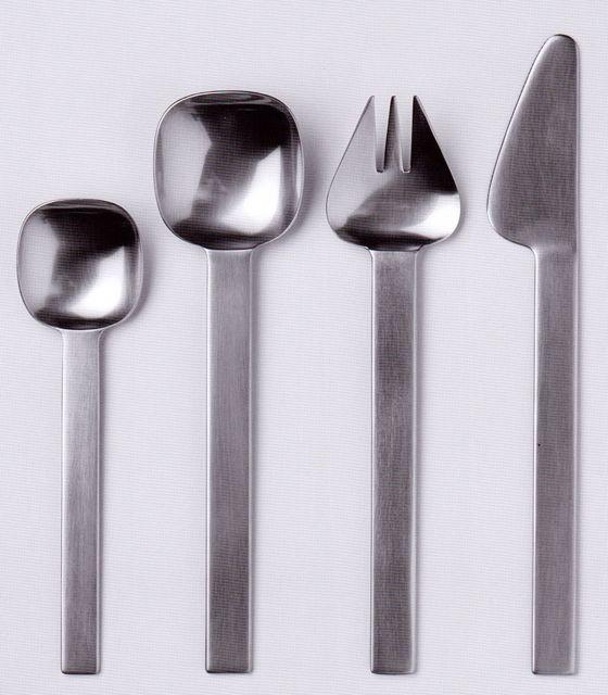 European Cutlery Design 1948-2000: The Bauer Design Collection