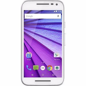 MOTO G 3RD EDITION 16GB WHITE UNLOCKED AT&T VERIZON SPRINT T-MOBILE  $179.99  $219.99  (7 Available) End Date: Aug 102016 07:59 AM GMT-07:00