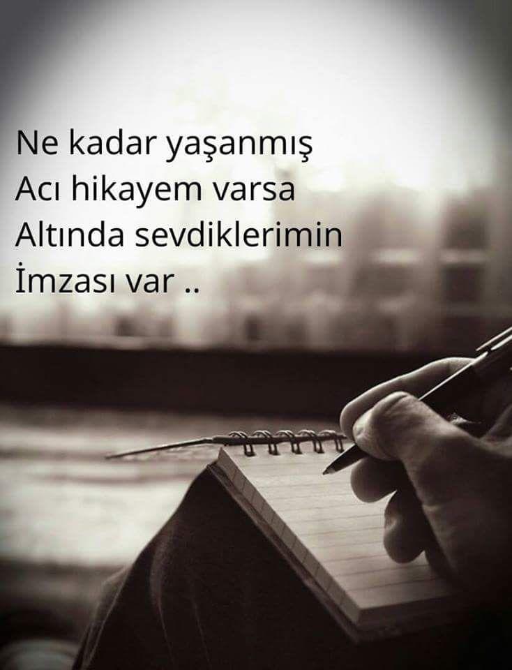 Ne kadar yaşanmış acı hikayem varsa altında sevdiklerimin imzası var...  #sözler #anlamlısözler #güzelsözler #manalısözler #özlüsözler #alıntı #alıntılar #alıntıdır #alıntısözler
