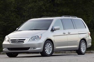 Used 2007 Honda Odyssey EX-L for sale at Auto Motion Sales in Franklin, OH for $3,995. View now on Cars.com.