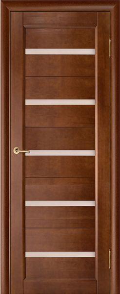 Двери межкомнатные Вега 5 темный орех (Вилейка) в г. Гомель. Отзывы. Цена. Купить. Фото. Характеристики.