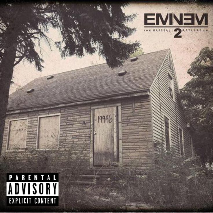 Eminem — The Marshall Mathers LP2 (Nov 5 2013)