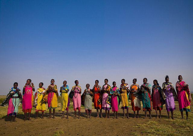 african women #color