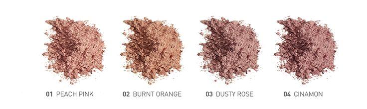CAILYN Illumineral Blush oferă o combinaţie vie de culori menită să îţi accentueze şi sa pună în evidenţă trăsăturile. Pudră ultra fină are un efect de durată şi se potriveşte cu orice tonalitate d…