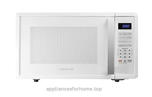 Farberware Professional FMWO11AHTWHC  1.1 Cubic Foot 1000-Watt Microwave Oven, White  Check It Out Now     $99.99    The Farberware Professional Microwave delivers power, style and convenience with a sleek design to compliment your ki ..  http://www.appliancesforhome.top/2017/03/23/farberware-professional-fmwo11ahtwhc-1-1-cubic-foot-1000-watt-microwave-oven-white-2/