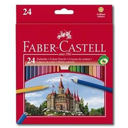 Faber-Castell Colour Pencils 24 Pack $8.95 at Mastermind (to accompany Design By Me colouring book)