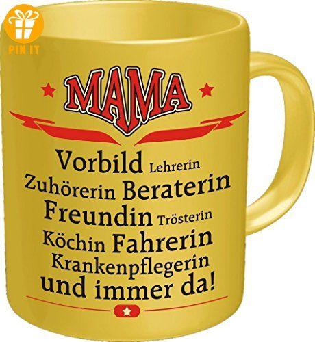 Tasse: Mama Vorbild - T-Shirts mit Spruch | Lustige und coole T-Shirts | Funny T-Shirts (*Partner-Link)