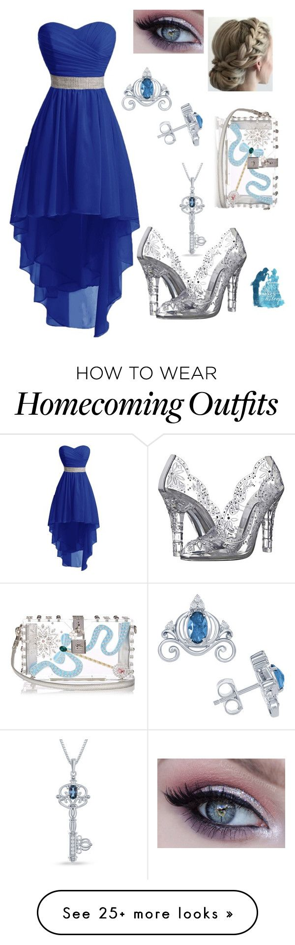 """The Hidden Cinderella"" by infinity-587 on Polyvore featuring Disney and Dolce&Gabbana"