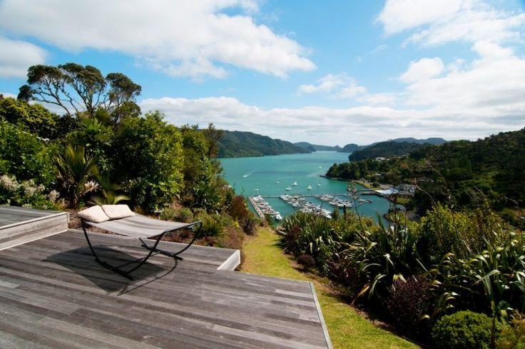 Kent Street, Luxury House in Bay of Islands/Northland, New Zealand